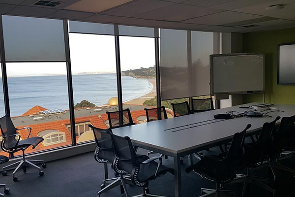 A conference room found in the Nielsen office in New Zealand
